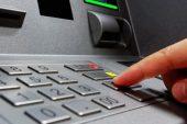 Banka ATM'sinde bulduğu parayı aldı ve…