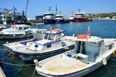 Çanakkaleli balıkçılar dualarla mavi sulara uğurlandı