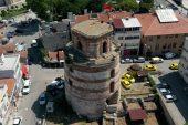 Edirne tarihinin tanığı Makedon saat kulesi