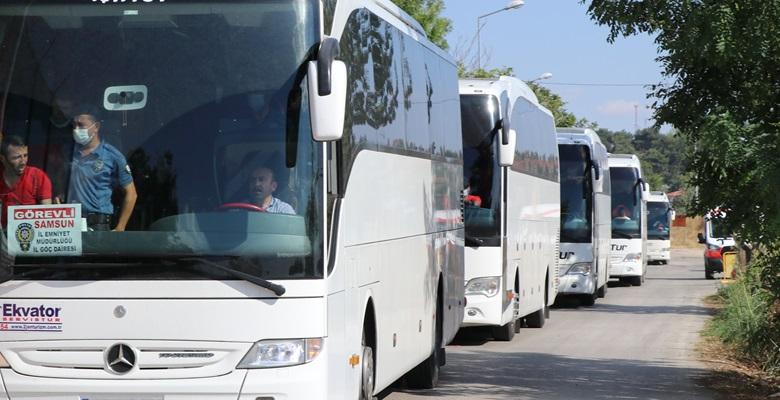 Sınırdışı Edilmek İçin Edirne'ye Getirildiler!