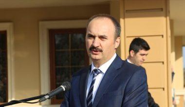 Edirne Valisi Canalp Edirne'nin Kurtuluşunun 98'inci yılını kutladı