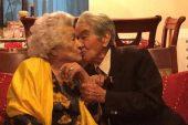 79 yıllık evli çift, rekor kırdı…