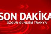 Tekirdağ'da Marmara Denizi'ndeki deprem sonrası hasar ihbarı yapılmadı