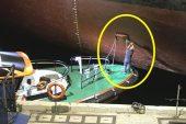 Geminin omurgasına gizlemişler!