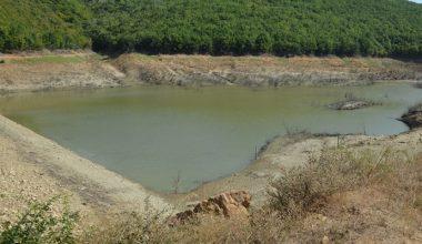 Malkara'da kuraklık kapıda! Göletlerin suyu azaldı…