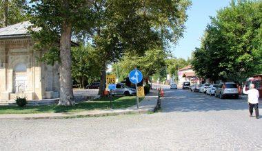 Karağaaç yolu, antik yol olarak tescillendi