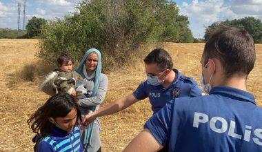 Edirne'de yabancı uyruklu eşini darbeden kişi gözaltına alındı