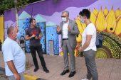 Bulgar Sanatçılar, Keşan Sokaklarını Renklendiriyor