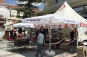Edirne'de Kan bağışı…