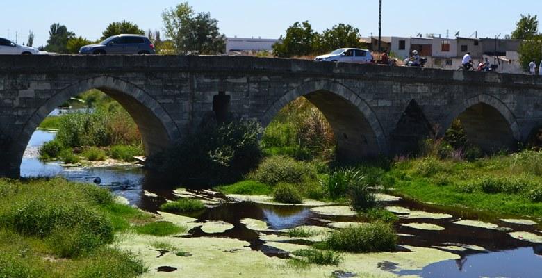 450 yıllık taş köprü, araç trafiğine kapanacak