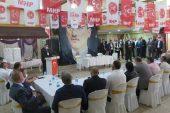 Lüleburgaz'da MHP'liler Yeniden Karataş dedi…