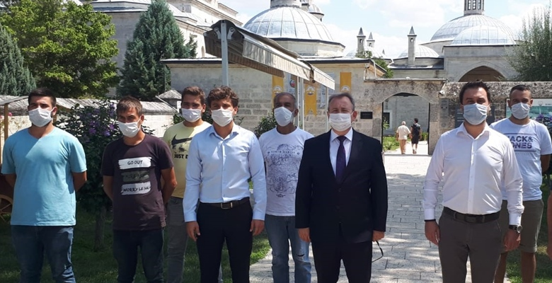 Sağlık Müzesi Müdürlüğüne öğretim görevlisi Pehlivancık atandı