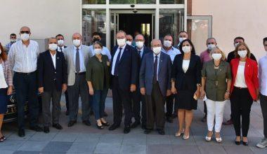 CHP Genel Başkan Yardımcısı Öztrak, Malkara'yı ziyaret etti