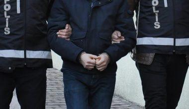 Suç örgütüne yönelik operasyon! 13 kişi tutuklandı