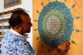 Osmanlı süsleme sanatını öğrenmek için Edirne'ye geliyor