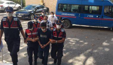 Şile'de kablo hırsızlığı yaptıkları iddiasıyla gözaltına alınan 3 kişi adliyeye sevk edildi