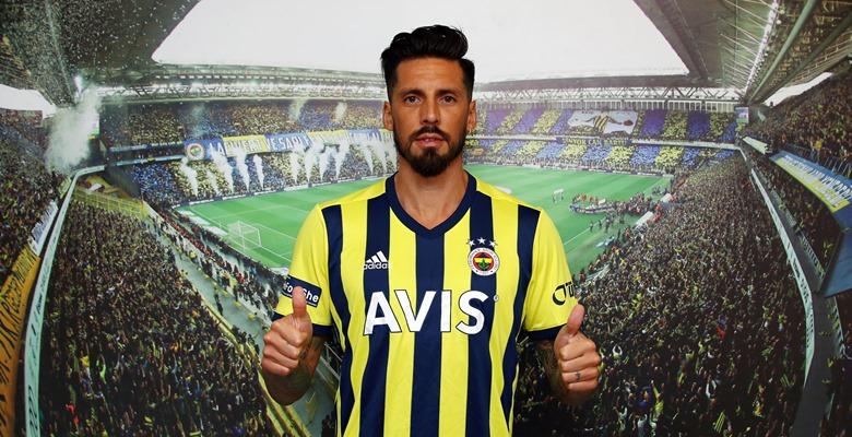 Fenerbahçe Sosa'yı Renklerine Kattı