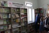 Hayatını kaybeden personelin ismi kütüphaneye verildi…