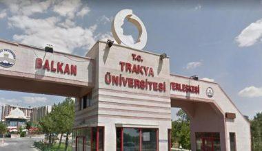 Trakya Üniversitesinde Cumhuriyetin 97. yılına özel sergi düzenlenecek