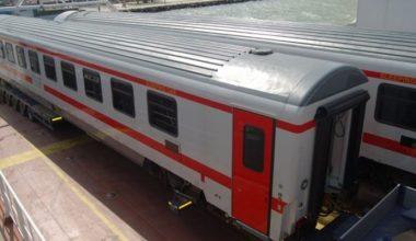 Türkiye'den 42 milyon dolarlık demir yolu taşıtı ihracatı