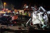 Zincirleme kaza! 4 ölü… 6 yaralı…