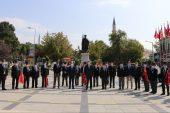 Edirne'de 19 Eylül Gaziler Günü'nde tören