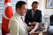 AK Parti Bursa Milletvekili Atilla Ödünç'ten AA'ya ziyaret