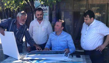 AK Parti Kırklareli Milletvekili Minsolmaz, Fatih Dökümhanesi'ni ziyaret etti