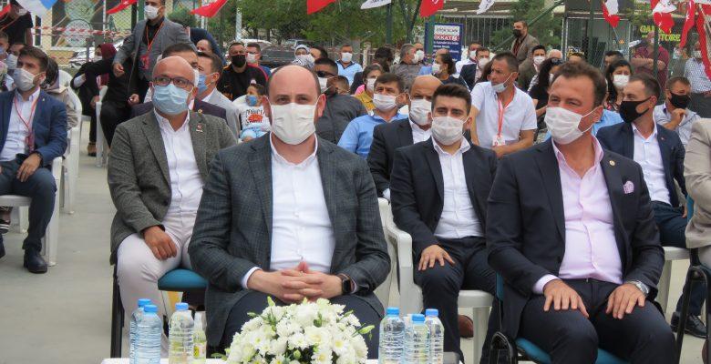 AK Parti Lüleburgaz Gençlik Kolları Başkanlığı kongresi