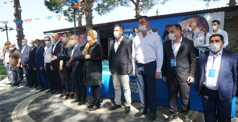 AK Parti'li Dağ, Gömeç 7. Olağan İlçe Kongresi'nde konuştu: