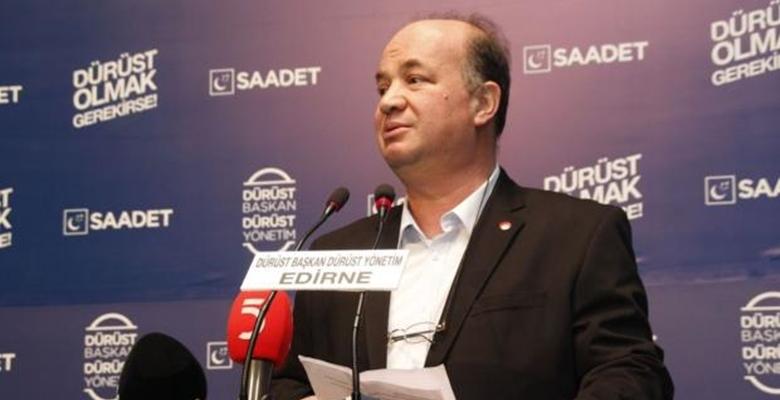 "Saadet Partisi'nden ""Doğu Türkistan"" raporu"
