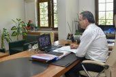 Milli Eğitim Müdürü Arpacı, okul müdürleri ile yeni dönemi değerlendirdi
