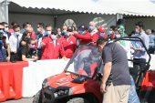 Bakan Varank, Robotaksi Binek Otonom Araç Yarışması'nı izledi