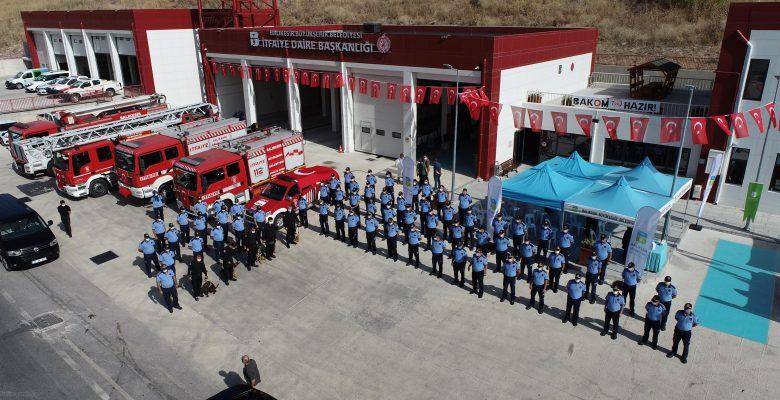 Balıkesir Afet Koordinasyon Merkezi açıldı