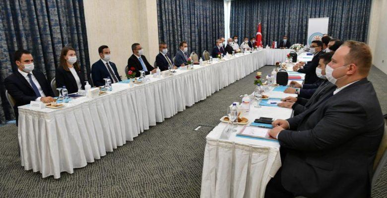 İl Güvenlik Koordinasyon toplantısı yapıldı
