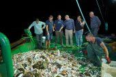 """Balıkesir'de balıkçılar """"Vira bismillah"""" dedi"""
