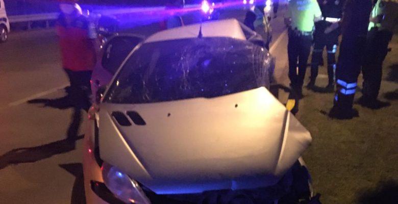 İki otomobilin çarpıştığı kazada 2 kişi hayatını kaybetti