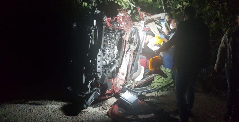 Traktör kazası… 2 ölü, 1 yaralı