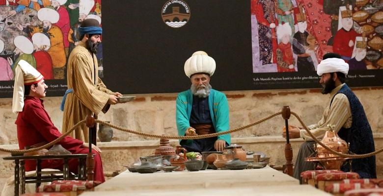 Trakya Üniversitesi İmaret Müzesi Osmanlı'daki dayanışma ve yardımlaşmayı anlatıyor
