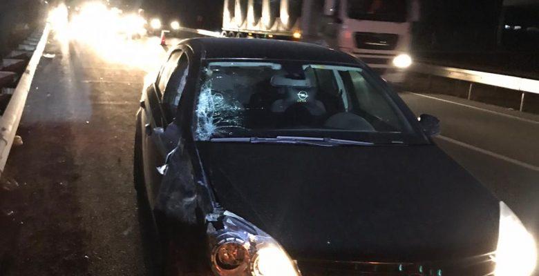 Bilecik'te otomobilin çarptığı yaya öldü