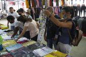"""Bulgaristan'ın Kovid-19 tedbirlerini esnetmesi """"Edirne Sosyete Pazarı""""nı hareketlendirdi"""