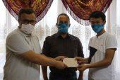 Davada tarafların uzlaşması sonucu Uygur Türk'ü öğrencilere yardım