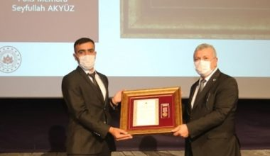 """Bursa'da """"Devlet Övünç Madalyası ve Beratı Tevcih Töreni"""""""