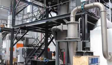 Bursa'da kurulu firma titanyum ve alüminyum tozu makinesi üretti