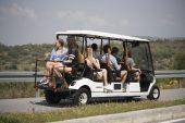 35 ülkeye yerli elektrikli golf ve hizmet aracı ihracatı