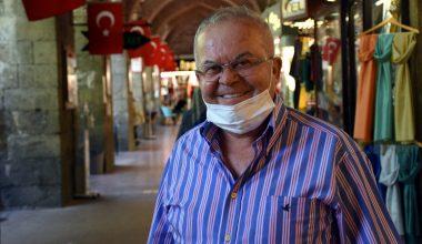 Bursalılar Hanlar Bölgesi'nin yeni silüetine kavuşacak olmasından memnun