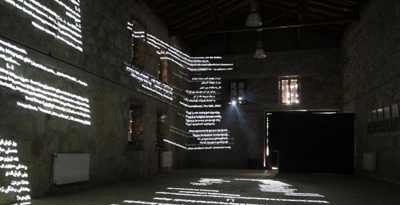 7. Çanakkale Bienali Kovid-19 tedbirleriyle misafirlerini ağırlıyor