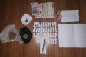 Çerkezköy'de uyuşturucu operasyonunda 1 şüpheli yakalandı