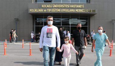Cumhurbaşkanı Erdoğan'dan Suriyeli kardeşler Fatma ve Sara Afaş'a yardım eli