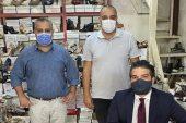 Deva Partisi, Ali Paşa esnafının sorunlarını dinledi…
